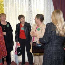 2nd Annual Ladies of Arabia Holiday Luncheon