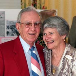 Jim and Lucille Milnes 50th Anniversary