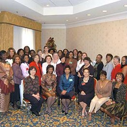 3rd Annual Ladies of Arabia Holiday Luncheon