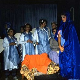 Dhahran Nativity Scenes