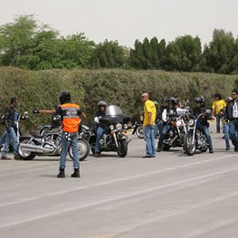 2009 HOG Rally in Dhahran