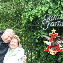 The Stevens at Grant's Farm in St. Louis
