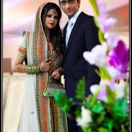 Valima Reception of Faraz Salim and Samia Baig